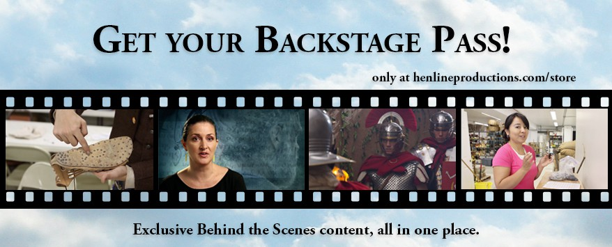 Get your backstage pass!